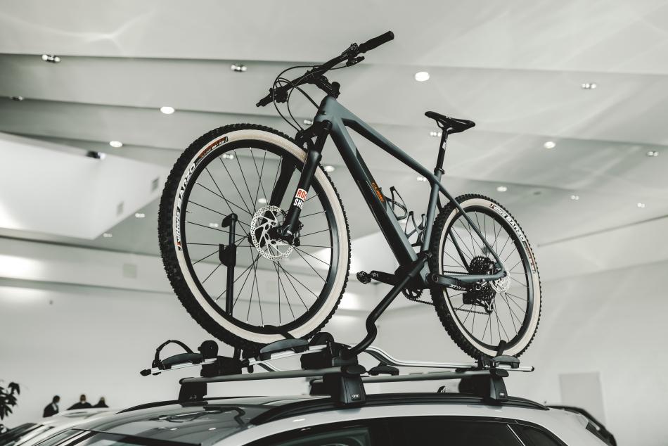 Porta Bici da tetto